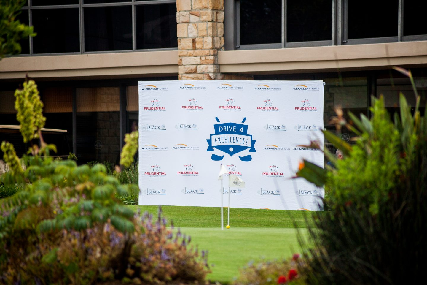 To date, the initiative has raised approximately R2.2 million through five golf charity events.