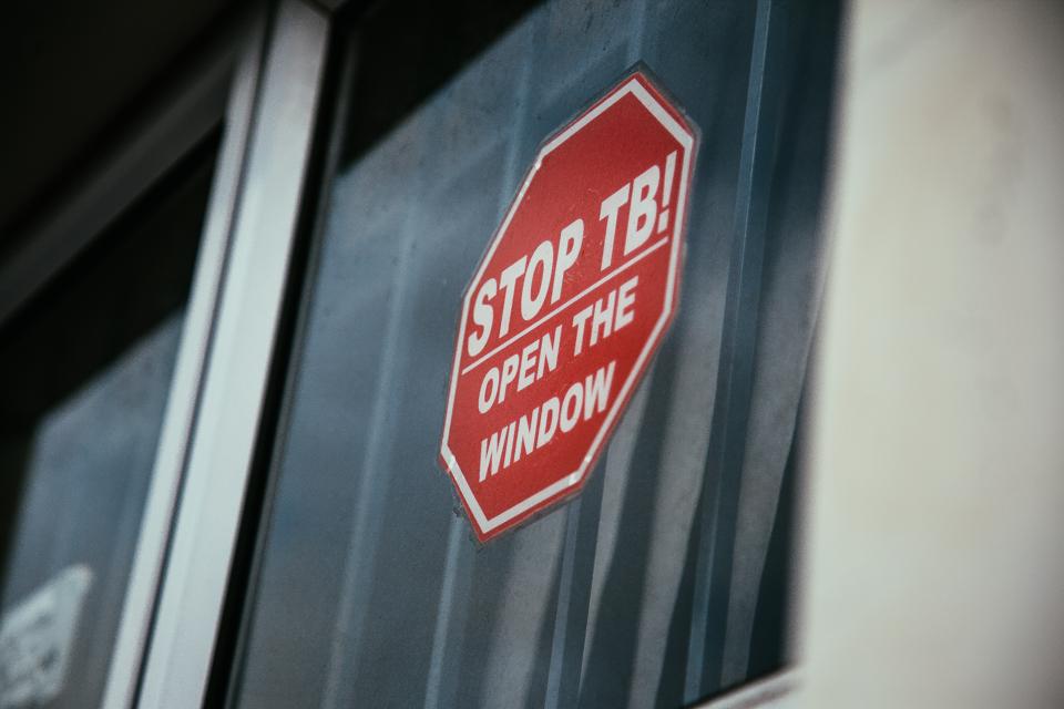 STOP TB! OPEN THE WINDOW